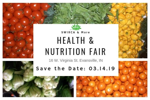 Health & Nutrition Fair | Evansville, IN | SWIRCA & More